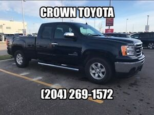 2012 GMC SIERRA KODIAK EDITION 1500 SLE 5.3L V8 4WD! LOCAL TRAD