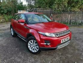 image for Land Rover Range Rover Evoque 2.2 SD4 Pure (Tech) AWD 5dr NAV LEATHER PANROOF