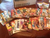 120+ commando comics