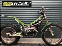 Vertigo Titanium 300cc 2020 special edition trials bike national delivery px