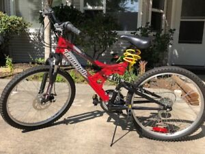 "Kid Bicycle 20"" inch with Suspension"
