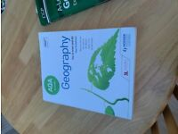 Geography A level book