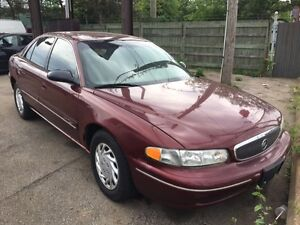 2001 Buick Century Custom Low Kms