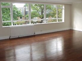 Spacious 2 double bed flat with garage, set in Glenhurst Court, a small popular development.