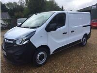 2015 Vauxhall Vivaro 2700 1.6CDTI 115PS H1 Van 5 door Panel Van