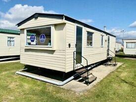 cheap static caravan for sale @ seawick holiday park essex