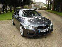 2013 BMW 320d M-Sport 2.0TD 8 SPEED AUTO F30