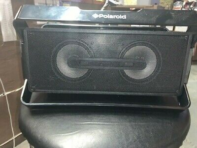 *Polaroid PBT-538 Wireless Bluetooth Speaker with Sound Responsive LED Lights