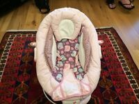 Baby rocker for sale as new.