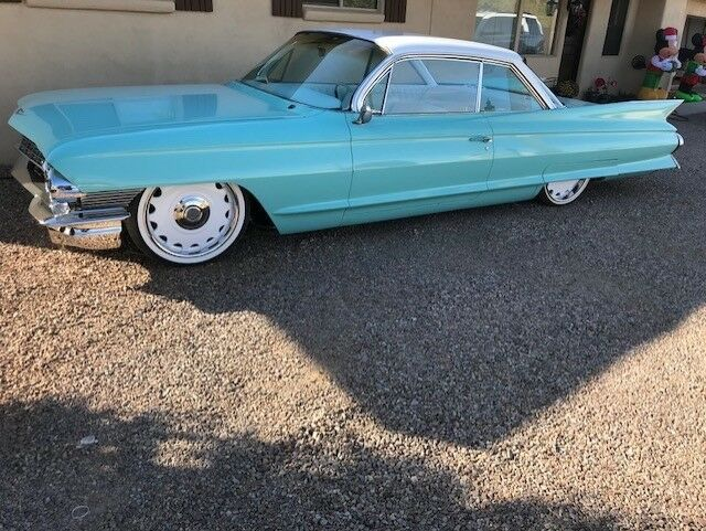 1961 Cadillac Series 62 Bagged LS swap