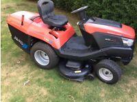 AL-KO T23 125.4 HD V2 Ride on mower
