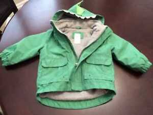 Gently Used Children's Clothing 12 month old fall/spring jacket