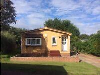 Chalet for Sale at Scoutscroft, Coldingham MASSIVE REDUCTION WAS £20000
