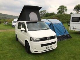 VW T5 campervan 2011 2.0l diesel only 70,000 miles