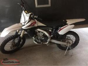 2013 YZ450F, Excellent Shape, Lots of Extras