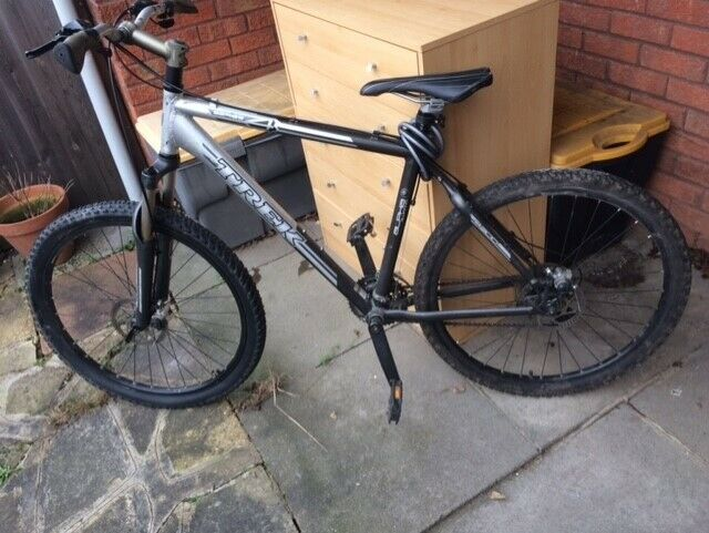 Trek mountain bicycle with series 6000 frames in good used condition £85 |  in Waltham Abbey, Essex | Gumtree