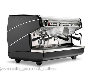 Simonelli Appia Ii Semi Automatic 2 Group Commercial Espresso Machine Dealer