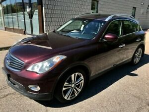 *STOP HERE*2011 Infiniti EX35 Touring PKG AWD/ Nav/No Accident