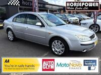 2003 Ford Mondeo 2.0 Ghia X 5dr Petrol silver Automatic