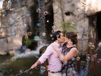 Outdoor engagement photography starting at just $75