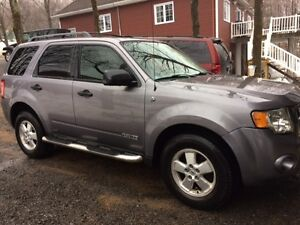 2008 Ford Escape HYBRIDE ELECTRIQUE