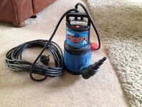 Hippo A Clarke submersible pump