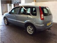 Ford Fusion 1.4, 5dr, Zetec Automatic, Climate, 6 Moths Warranty included.