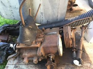 1942-46 Willy's Jeep Transmission