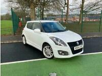 2014 Suzuki Swift SPORT Hatchback Petrol Manual