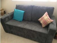 Sofa bed for sale, hardly used, £60