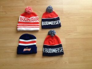 Tuques Budweiser