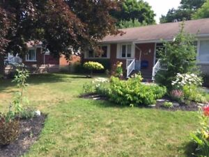 Fablous, furnished home for short term rental in Cobourg