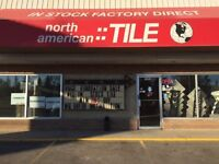 Tile supplied and installed from $6.99/sf!