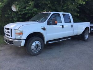 2008 Ford F450 Superduty 4X4 6.4L diesel longbox 229K automatic