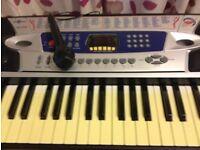 MK-2063 digital electronic keyboard