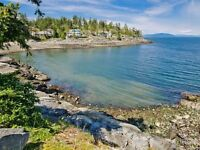 Vancouver Island Waterfront Acreages