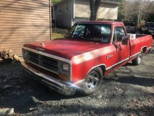 1987 Dodge For Sale