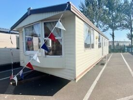 Cheap static caravan for sale sited in Essex