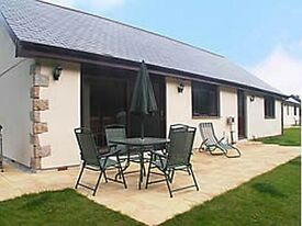 Luxury 3 bed Holiday Home. Larch Cottage. A week in March only £412