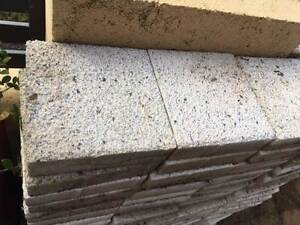 Roughly 150  15cm x 15cm small grey pavers Baldivis Rockingham Area Preview