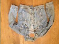 Vintage Levi Denim Jacket size S