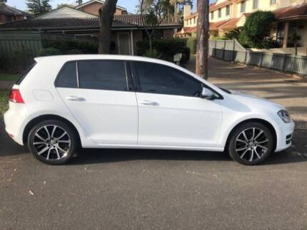 2013 Volkswagen Golf Hatchback 90TSI - 6 Speed Manual Cronulla Sutherland Area Preview