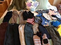 Massive selection of boys clothes age 4-5