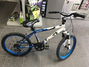 White and Blue Bike* Pick up at Outlet Direct*