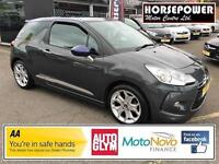 2013 Citroen DS3 1.6 e-HDi Airdream DSport 3dr Diesel grey Manual