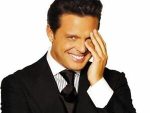 Billets Luis Miguel - Cheaper Seats Than Other Ticket Sites, And We Are Canadian Owned!