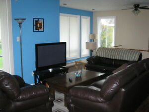 Beautiful  and comfortable 2nd floor excu. apartment.