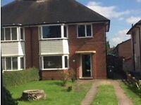Three bedroom house to rent in Erdington!! No Dss!! £830 per month
