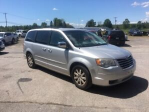 2008 Chrysler Town & Country **STOW N GO**GPS**CAM RECUL**