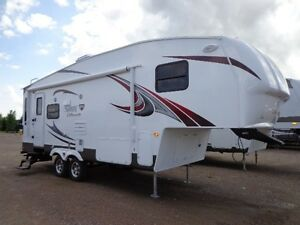 Fifth-wheel SABRE 250 RFLD 28'
